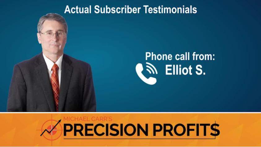 Precision Profits Testimonials & Reviews