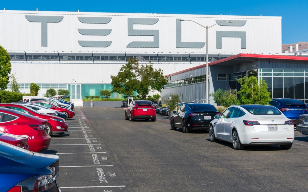 Is Tesla Worth $600 a Share?