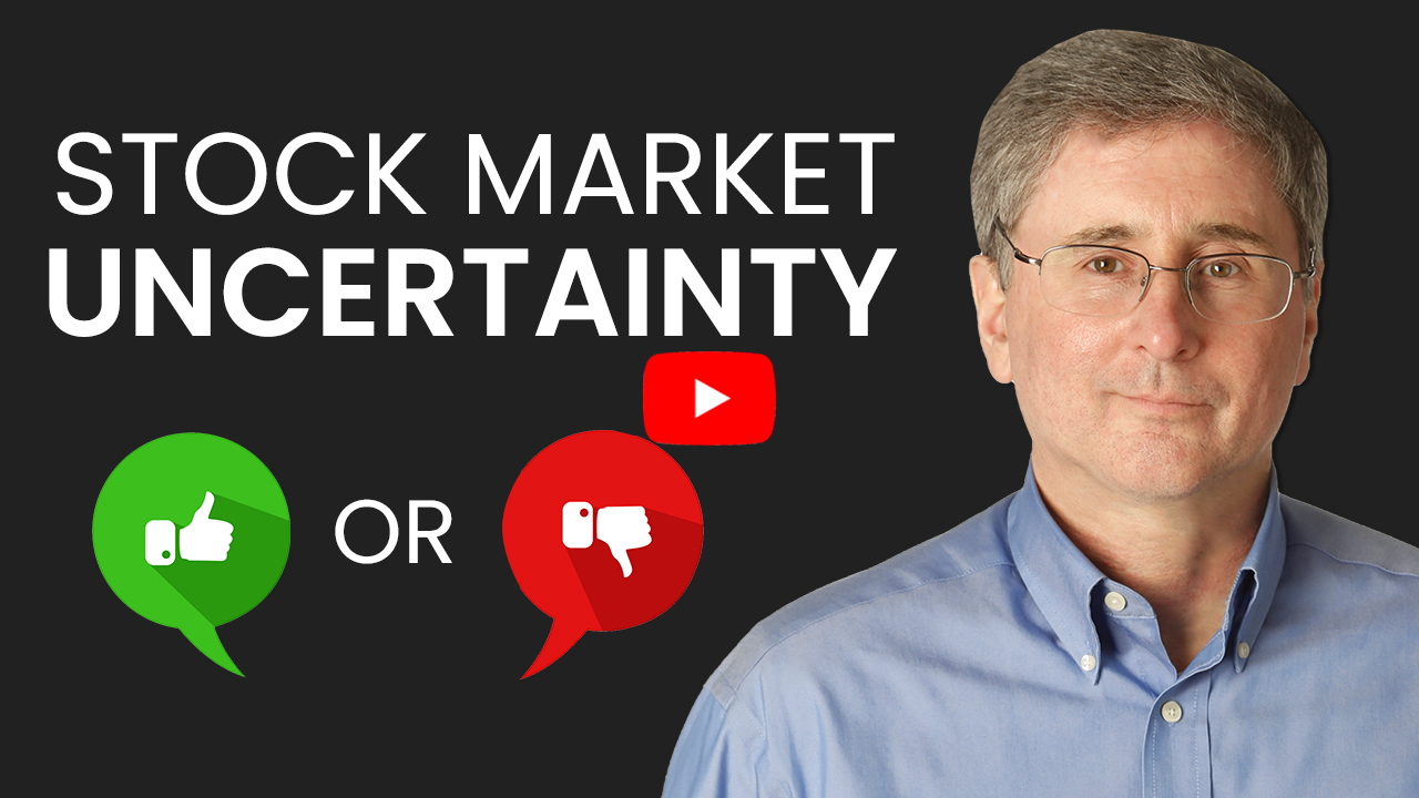 I look at how uncertainty can be quantified so that we can objectively review whether or not the market hates uncertainty.